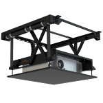 Ascenseur projecteur Slim 300mm-max 20Kg