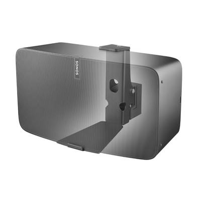 Support mural horizontal pour enceinte SONOS FIVE & Play:5 Noir