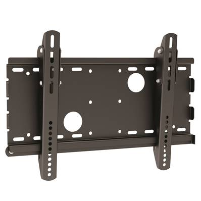 Support TV inclinable Vesa max 400 x 300 - Poids max 75 Kg