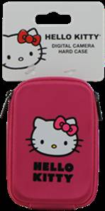MOD36 Etui universel coque pour APN rose medium Hello Kitty