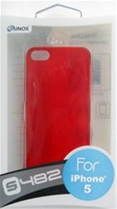 SX89 /APH5-482-REDD/Iphone5/5S SlimCase Basic Rouge