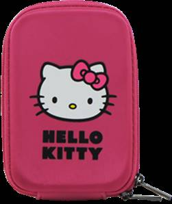 MOD39 Etui universel coque pour APN rose small Hello Kitty