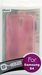 SX93 /SGS4-482-PINK/Samsung GS4 SlimCase Basic Rose