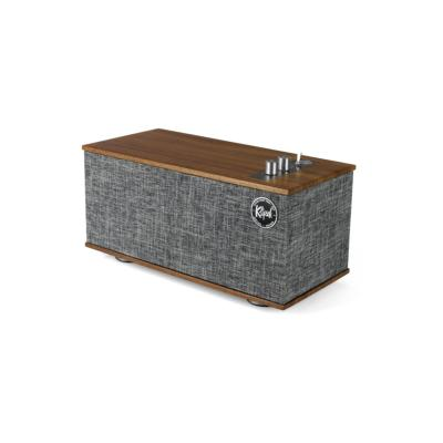 Enceinte Bluetooth 30W Noyer