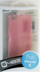 SX88 /APH5-482-PINK/Iphone5/5S SlimCase Basic Rose