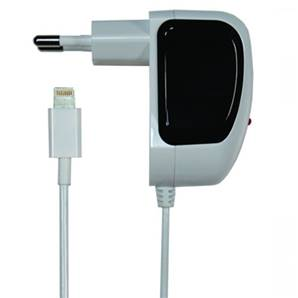 Chargeur Mural Lightning iPhone 5 iPad 4 / AIR - 1m (certifié Apple)